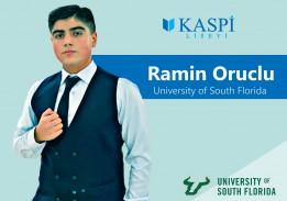 Ramin Oruclu - Cənubi Florida Universiteti