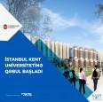 Istanbul Kent Universitetinə qəbul başladı!
