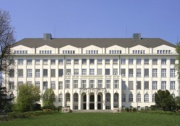 International business school in Vienne